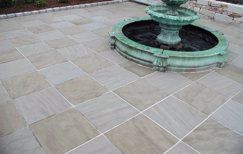 Cleveland Sandstone   Quality Patio Stone Masonry